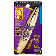 Maybelline Volum' Express The Colossal Big Shot Waterproof Mascara, Very Black