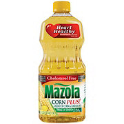Mazola Corn Plus! Corn & Canola Oil