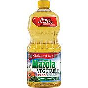 Mazola Plus! Vegetable Oil