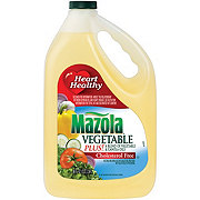 Mazola Vegetable Plus Oil Cholesterol Free
