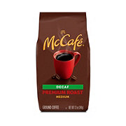 McCafe Premium Roast Medium Decaf Ground Bag