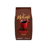 McCafe Premium Roast Medium Roast Ground Coffee