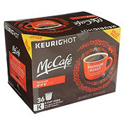 McCafe Premium Roast Medium Roast Single Serve Coffee K Cups