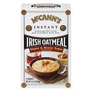 McCann's Instant Maple and Brown Sugar Irish Oatmeal