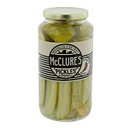 McClure's Spicy Dill Spears