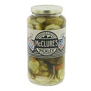 McClure's Sweet & Spicy Pickles