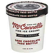 McConnell's Ice Cream Dark Chocolate Paso Brittle