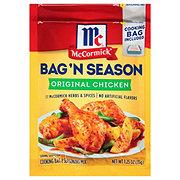 McCormick Bag 'n Season Original Chicken Cooking Bag and Seasoning Mix