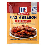 McCormick Bag 'N Season Pot Roast Cooking Bag & Seasoning Mix