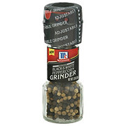 McCormick Black And White Peppercorn Grinder