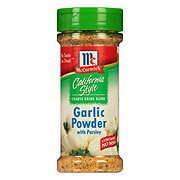 McCormick California Style Garlic Powder With Parsley
