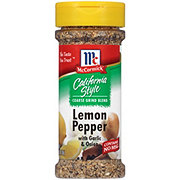 McCormick California Style Lemon Pepper With Garlic & Onion