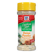 McCormick California Style Onion Powder White & Green Onions With Parsley