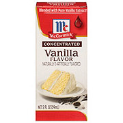 McCormick Concentrated Vanilla Flavor