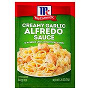 McCormick Creamy Garlic Alfredo Pasta Sauce Blend