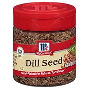 McCormick Dill Seed