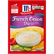McCormick French Onion Dip Mix