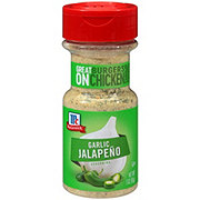 McCormick Garlic Jalapeno Seasoning