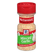 McCormick Garlic, Minced