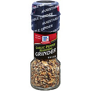 McCormick Garlic Pepper Seasoning Grinder