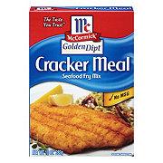 McCormick Golden Dipt Cracker Meal Seafood Fry Mix