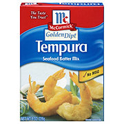 McCormick Golden Dipt Tempura Batter Mix