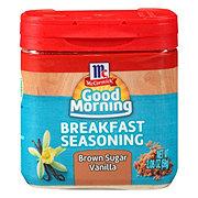 McCormick Good Morning Breakfast Seasoning Brown Sugar Vanilla