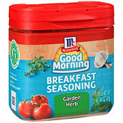 McCormick Good Morning Breakfast Seasoning Garden Herb