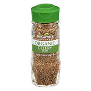McCormick Gourmet Collection 100% Organic Celery Seed