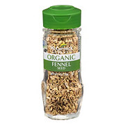 McCormick Gourmet Collection 100% Organic Fennel Seed