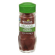 McCormick Gourmet Collection 100% Organic Ground Cloves