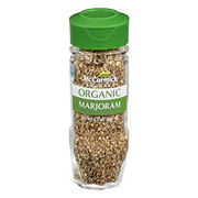McCormick Gourmet Collection 100% Organic Marjoram Leaves