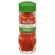 McCormick Gourmet Collection 100% Organic Paprika