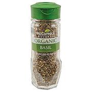 McCormick Gourmet Organic Basil Leaves
