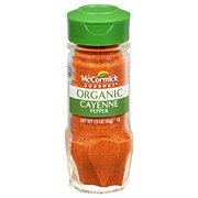 McCormick Gourmet Organic Cayenne Red Pepper