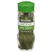 McCormick Gourmet Organic Dill Weed