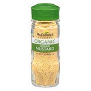 McCormick Gourmet Organic Ground Mustard