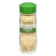McCormick Gourmet Organic Sesame Seed