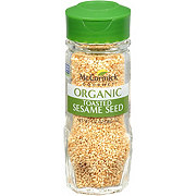 McCormick Gourmet Organic Toasted Sesame Seed