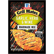 McCormick Grill Mates Garlic Herb and Wine Marinade