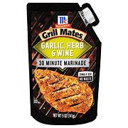 McCormick Grill Mates Garlic Herb & Wine 30 Minute Marinade