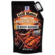 McCormick Grill Mates Hawaiian Woodfire Grill Marinade