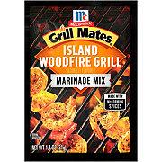 McCormick Grill Mates Island Woodfire Grill Marinade