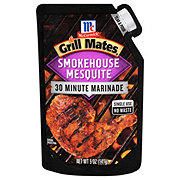 McCormick Grill Mates Smokehouse Mesquite 30 Minute Marinade