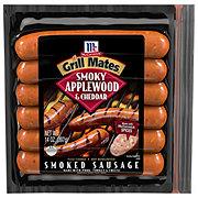 McCormick Grill Mates Smoky Applewood & Cheddar Smoked Sausage