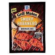 McCormick Grill Mates Smoky Habanero Marinade Mix