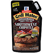 McCormick Grill Mates Southwest Chipotle Burger Mix-Ins