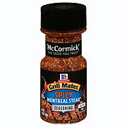 McCormick Grill Mates Spicy Montreal Steak Seasoning