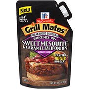 McCormick Grill Mates Sweet Mesquite & Caramelized Onion Sauce Mix-Ins