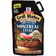 McCormick Grillmates Steakhouse Montreal Steak